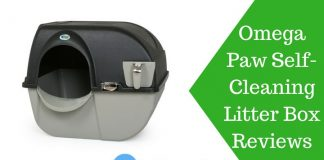 Featured Image Omega Paw Self Cleaning Litter Box Reviews