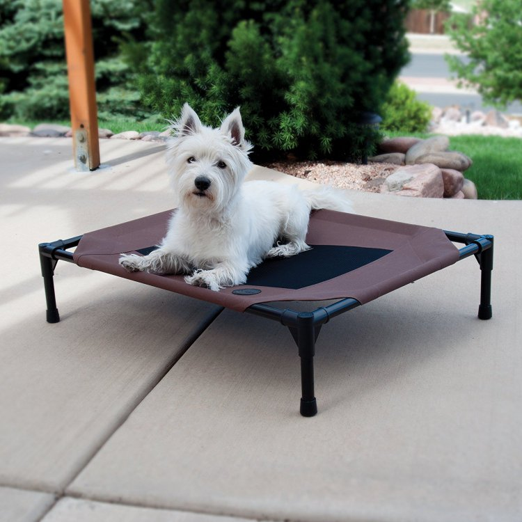 Pet Cot Elevated Pet Bed material