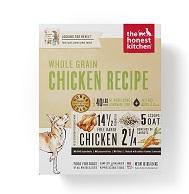 Honest Kitchen Human Grade Dehydrated Organic Grain Dog Food