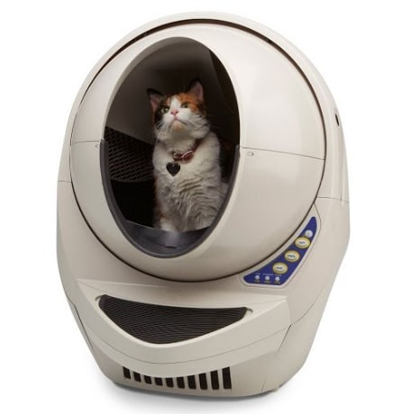 litter robot 3 automatic cat litter box