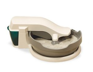 petsafe simply clean automatic cat litter box