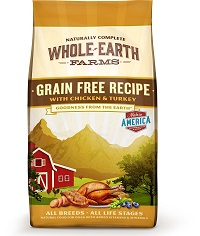 Whole Earth Farms Grain Free Recipe