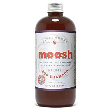 Moosh Dog Shampoo