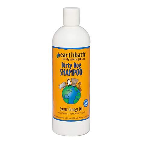 Dirty EarthBath Dog Shampoo