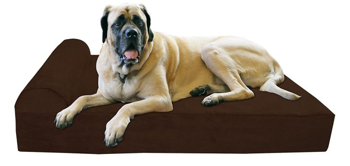 Big Barker Orthopedic Dog Bed main