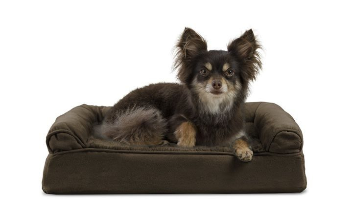 FurHaven Ultra Plush Orthopedic Couch Dog Bed main