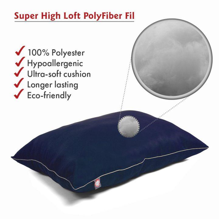 Majestic Pet Super Value pillow shaped design