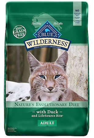Blue Wilderness Adult Cat Food