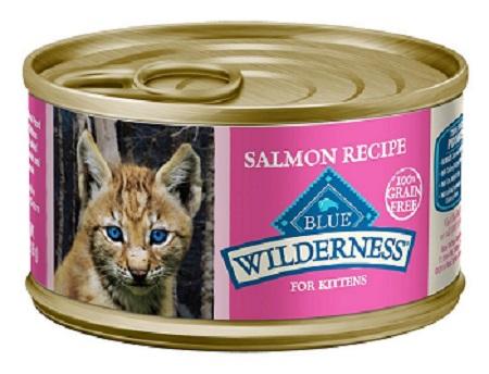 Blue Wilderness Kitten Wet Cat Food
