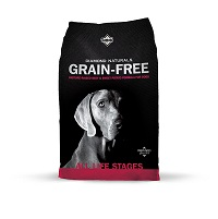 health grain free dog food