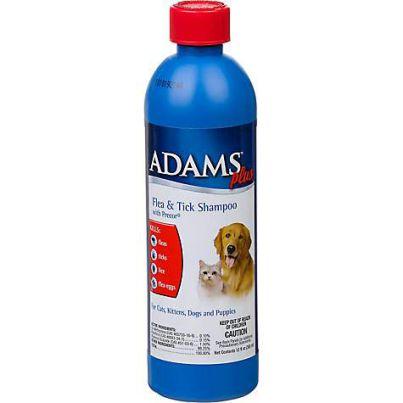 Adam Plus Flea Shampoo