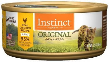 instinct original canned cat food