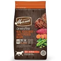 Merrick Dry Grain Free Dog Food