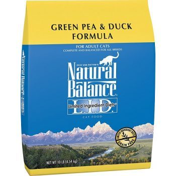 natural balance lid duck kibble