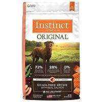 Nature's Variety Instinct Original Grain Free Dog Food Natural Dry Recipe