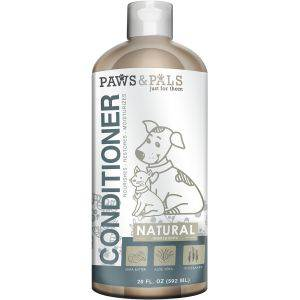 Paws and Pals dog shampoo