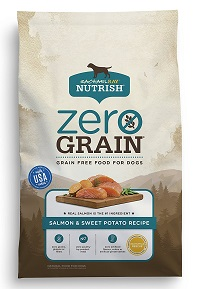 low protein grain free dog food