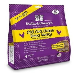 stella and chewy chicken dinner