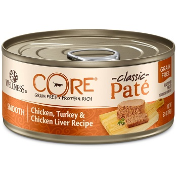 wellness core diabetic canned cat food