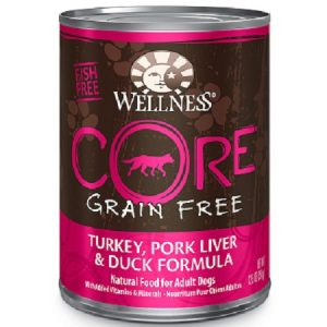 Wellness Core Natural Grain Free Canned Dog Food