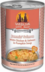 Weruva Grain Free Canned Dog Food