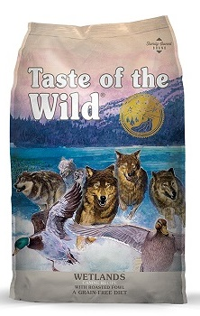 Taste of the wild Grain Free Diet Dog Food