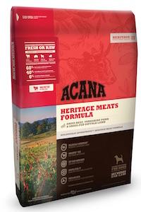 ACANA Heritage Dog Food