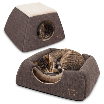 best tent-like cat house