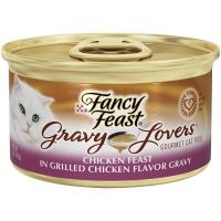 Chicken Fancy Feast Gravy Lovers Gourmet Wet Food
