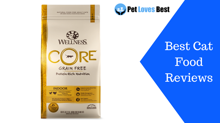 Best Cat Food Reviews of 2019 – Experts' Recommendations - Pet Loves Best