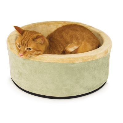 the best choice for heated cat bed