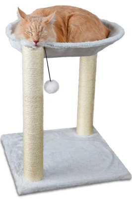 multi-level tree tower cat bed