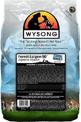 Highest Protein Dog Food: Wysong Ferret Epigen 90