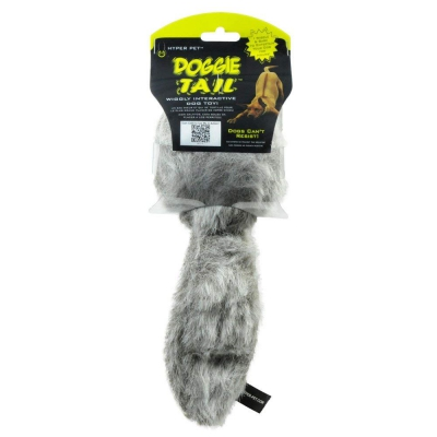 Hyper Pet Dog Tail Interactive Dog Toy