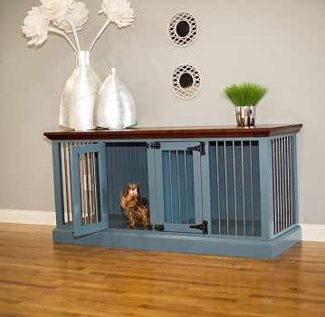 Eagle Furniture Manufacturing K9 End Table Dog Crate