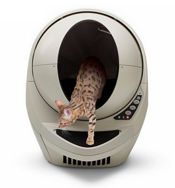 Litter-Robot III self-cleaning litter box