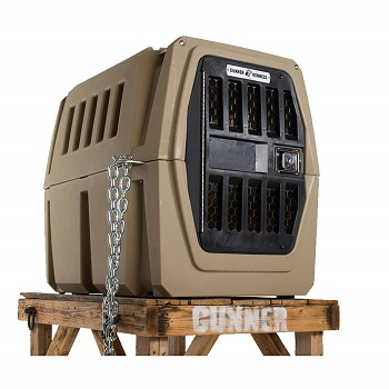 safe dog crate locking