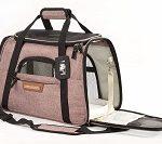 travel dog carrier