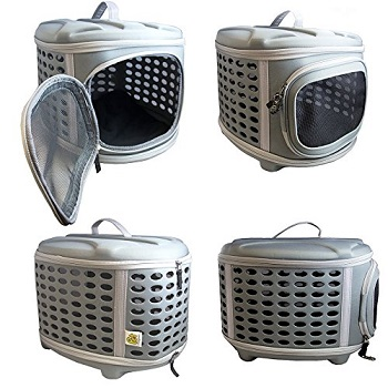airline approved dog crate