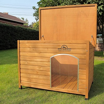 Pets Imperial Extra Large Norfolk Wooden Dog Kennel