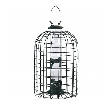Audubon Natube3 Squirrel Proof Bird Feeder Caged Tube Type