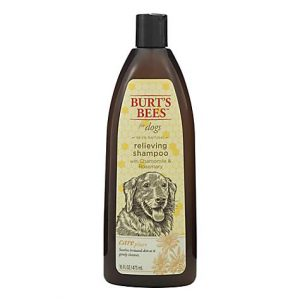 Burt's Bees Care Plus+ Relieving Chamomile & Rosemary Dog Shampoo