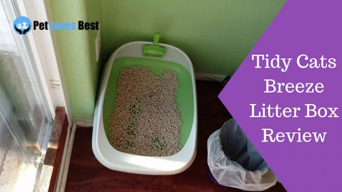 Featured Image Tidy Cats Breeze Litter Box Review