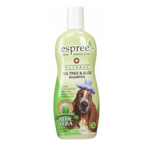 Tea Tree and Aloe Medicated Shampoo from Espree