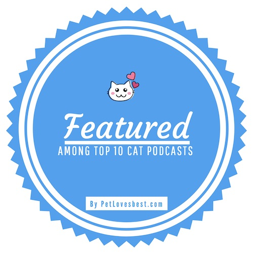featured cat podcasts by petlovesbest