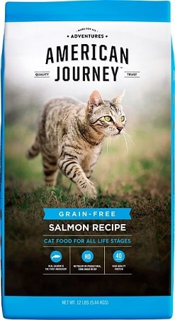 American Journey Salmon kibble