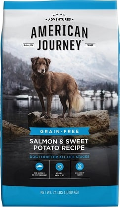 American Journey Dry Dog Food
