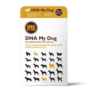 DNA My Dog - at-Home Cheek Swab Kit