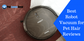 Featured Image Best Robot Vacuum for Pet Hair Reviews