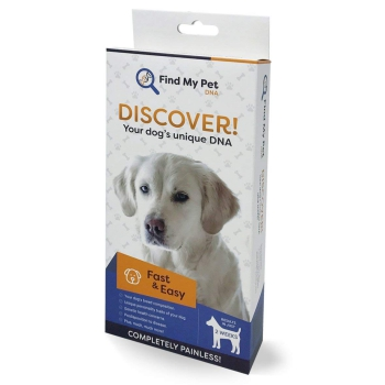 Find My Pet DNA - Canine DNA Test